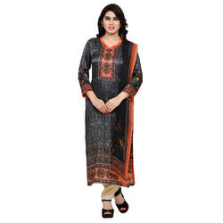 Rayon Ladies Salwar Suits
