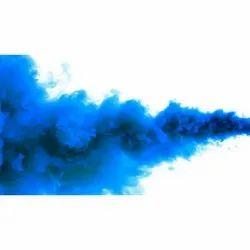 Blue Smoke Dye
