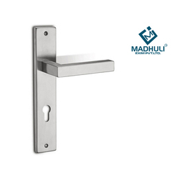 SS Mortise Handle On Plate