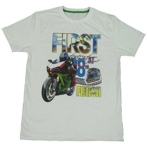Casual Wear Printed T-Shirt