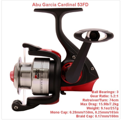 Abu Garcia Cardinal 53FD
