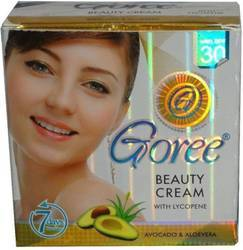 Goree Beauty Cream, for Face