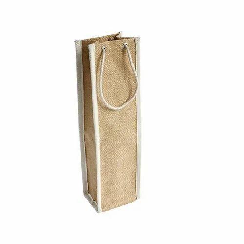 VA-502 Jute Wine Bags
