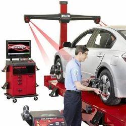 Wheel Alignment Machine >> 3d Wheel Alignment Machine Hunter Hawkeye