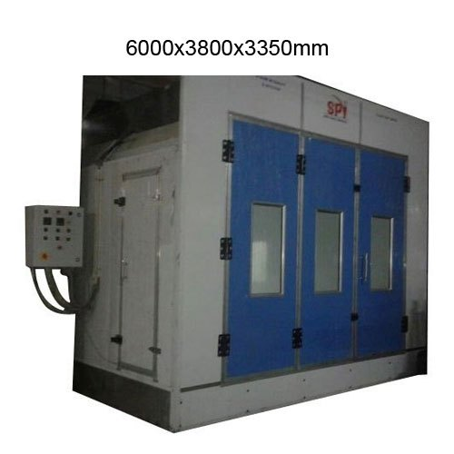 Portable Paint Booth >> 6000x3800x3350mm Portable Car Paint Booth