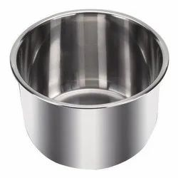 Stainless Steel Tope, Capacity: 5litre, Material Grade: Ss 304