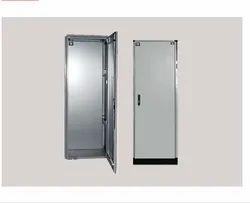 Mild Steel Smart Line Enclosure, Capacity: 20-30 ton
