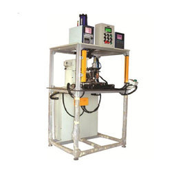 Crimping And Spot Weld Machine