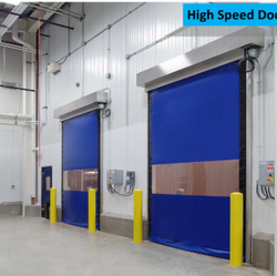 High Speed PVC Rolling Shutter