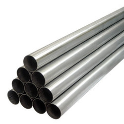 Round Stainless Steel Water Pipe, Diameter:6 to 1000 mm