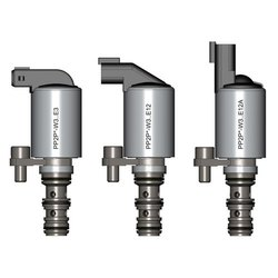 Proportional Pressure Control Valve, Reducing - Relieving, Direct-Acting, Slip-In Style