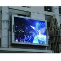 Commercial Advertising P10 Outdoor Building LED Display Screen