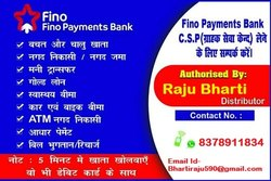 Individual Consultant Fino Payment Bank CSP, Banking
