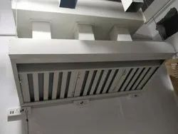 HKGN Electric Kitchen Exhaust Duct, Mounting: Wall Mounted