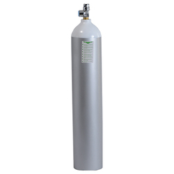 Aluminium Industrial Gas Cylinders