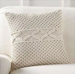 Decorative Bedding Soft Woven Cushion Cover