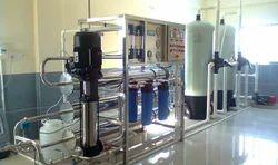 Water Treatment Plants, Capacity: 500 LPH