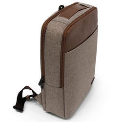 Brown Business Backpack Bag