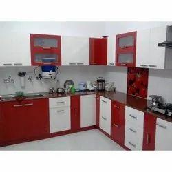 Modular Kitchen Turnkey Project