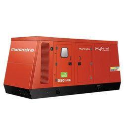 Mahindra 250 KVA Diesel Generator