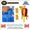Tile Chemical Hardener Making Machine with German Technology