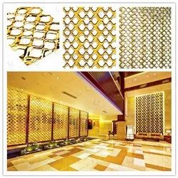 Stainless Steel Exterior Decorative Sheets