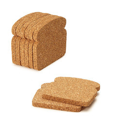 Cork Bread Coaster
