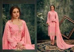 Sensational Georgette Embroidered Pakistani Salwar Kameez