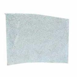 Outdoor White Kerb Stone