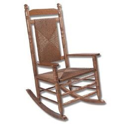 Wooden Tape Chair, Wood, Size: Standard