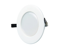 5 Watt Round Panel LED Light (Warm White/Golden Yellow)
