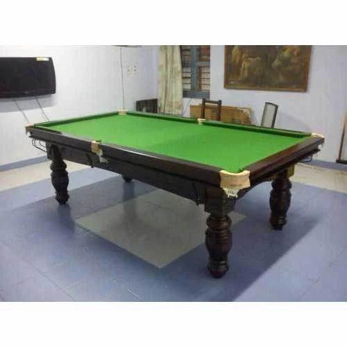 Designer Wooden Pool Table