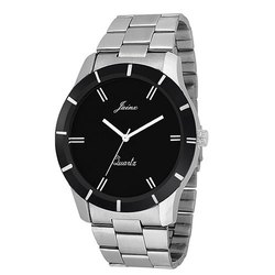 Jainx Rich Analog Black Dial Men's Watch JM169