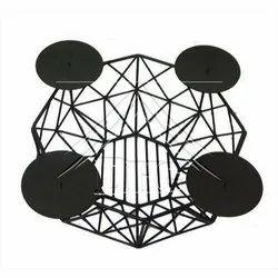 Iron Grey Fruit Designer Basket