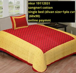 Sangneri Bedsheet 100% Cotton Home Decor Fabrics
