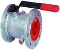 Racer Flanged End Jacketed Ball Valves