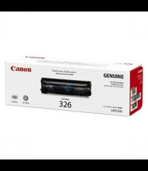 Canon 326 Black Toner Cartridge Original