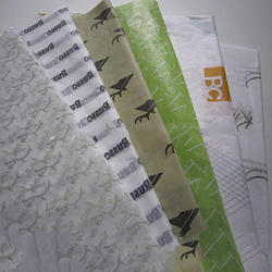 Printed Garment Tissue Paper