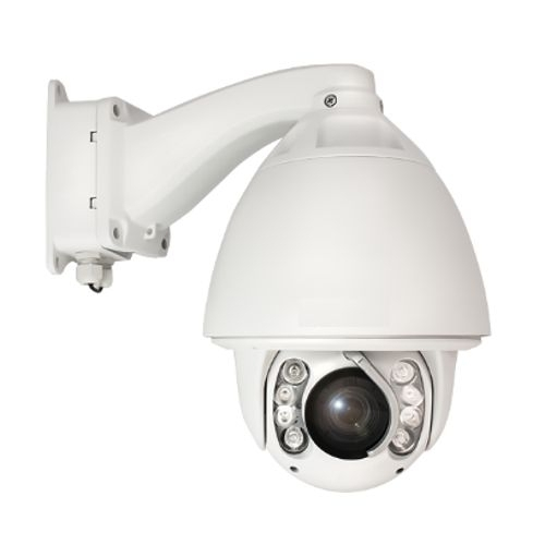 PTZ Dome Camera, For Indoor Use And Outdoor Use