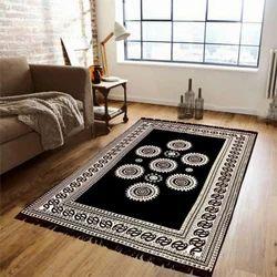 Black Chenille Carpet