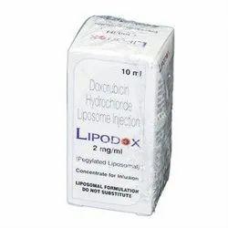 Lipodox 20mg Injection
