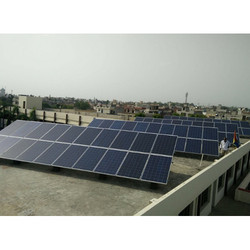 Solar Panel System Project