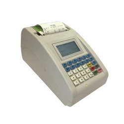 BBP Junior Billing Machine