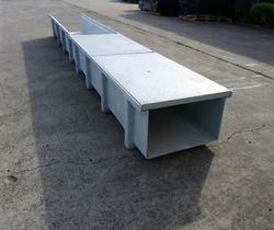 Blue FRP Trench Products