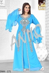 Fancy Moroccan Kaftan