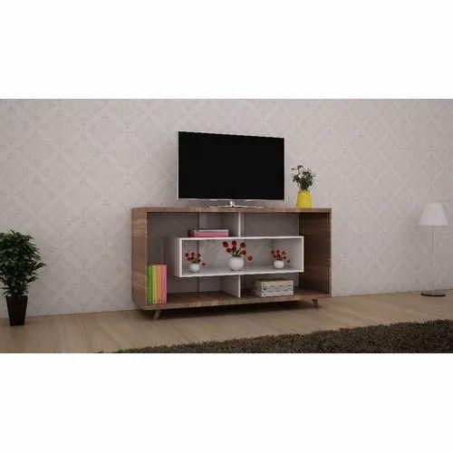 Free Unit Wooden Fancy TV Cabinet Warranty: 3 Years