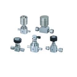 SMC Diaphragm Valve For Ultra High Purity AP