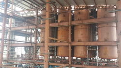 Automatic Standard Palm Oil Refinery Plant