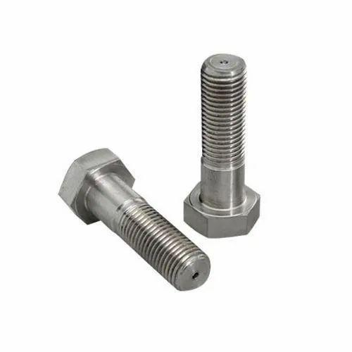 Mild Steel Hex Head Bolts, Size: M 48