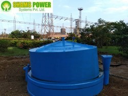 50 CMD Biogas Plant